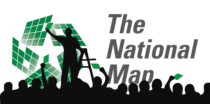 The National Map Corps