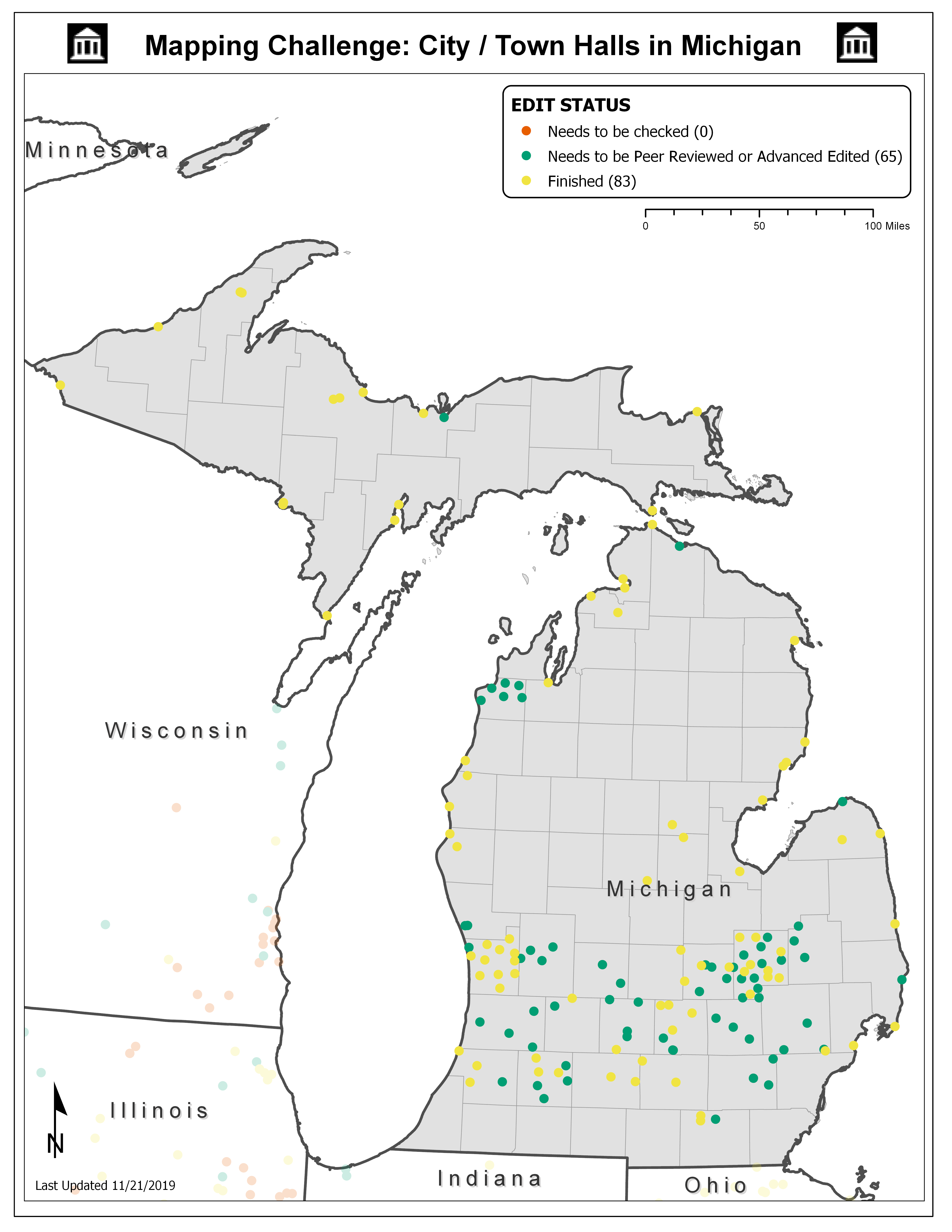 Mapping Challenges - The National Map Corps - myUSGS Confluence