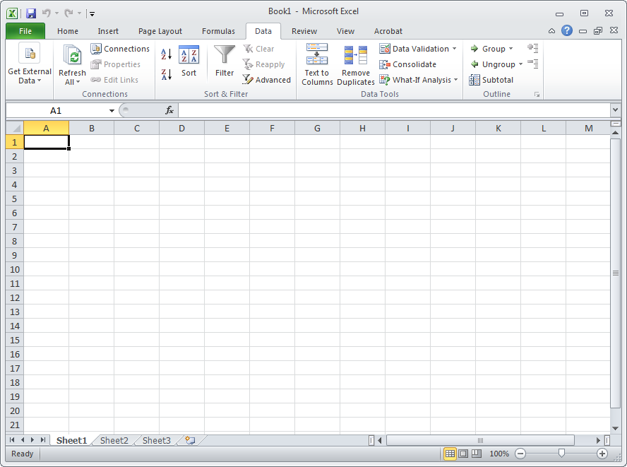Importing Survey data directly into Excel - FWS ECOS