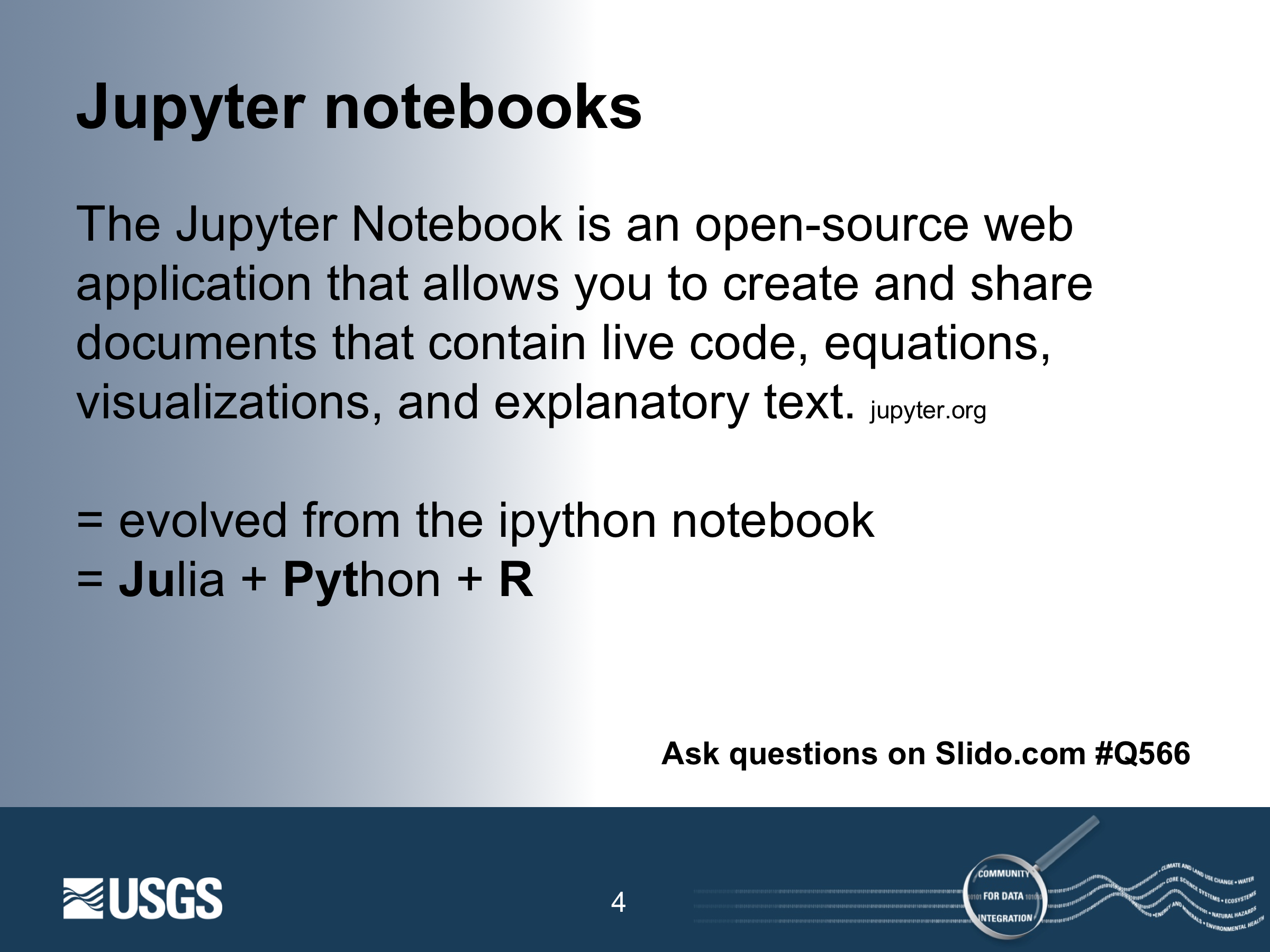 Scientist's Challenge 170913: Getting started with Jupyter