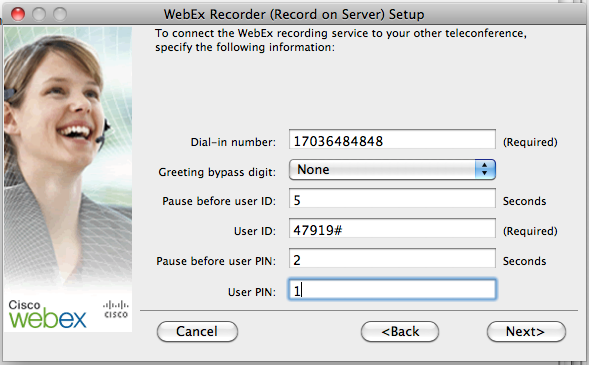 Archive - Webex Recording and Playback Instructions - Community for